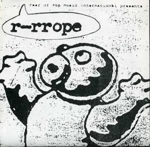 r-rrope – WestToneSong / O.K. Nic & O/Bd