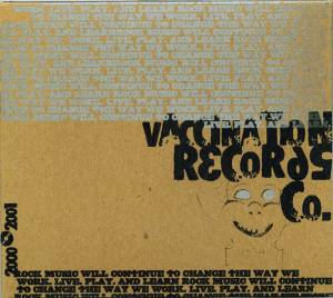 Various - Vaccination Records Co. 2000●2001 (Rawk Party)