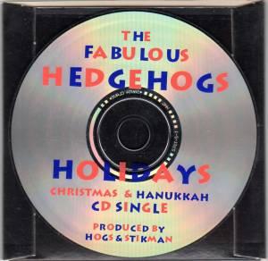 The Fabulous Hedgehogs - Hedgehog Holidays