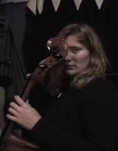 Robin (The Bink) Reynolds playing Demeter