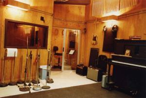 The old Polymorph performance room