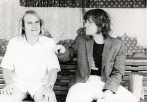 The StiKman and Professor Hotweld. 1983