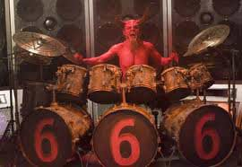 Drummer could be Satan