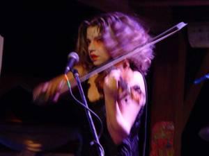 Carla Kihlstedt playing Deep Feelings